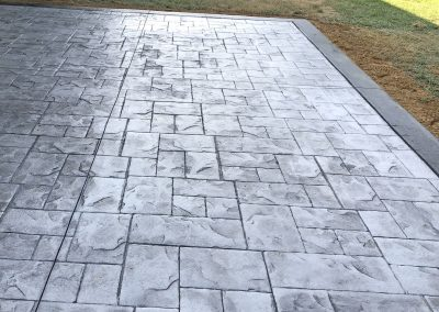 shiny pavers